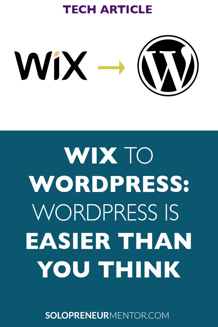 Wix vs WordPress: WordPress is Easier Than You Think