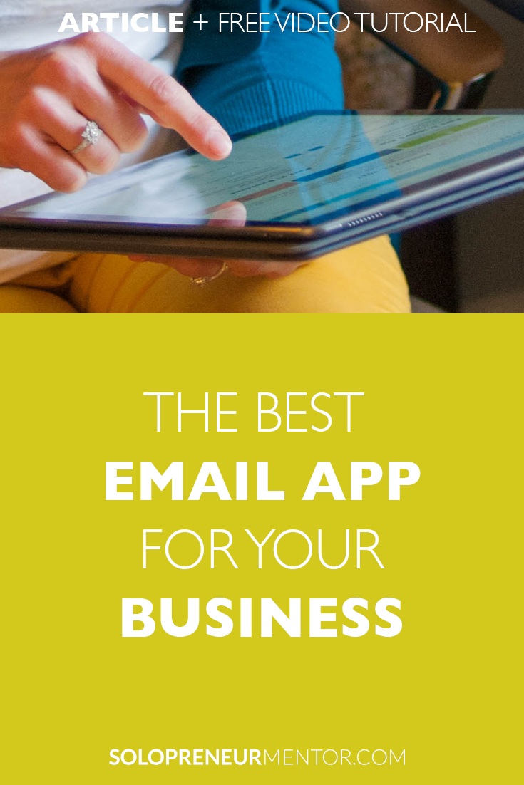 The Best Email App For Your Business